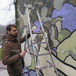 Un Mur dont on a pas fini d'entendre parler       –                                                 Vosges Matin  11 mars 2017