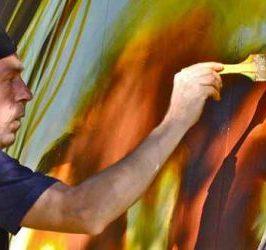 Fête des images – Le mur du Street Art inauguré  –  www.actu88.fr