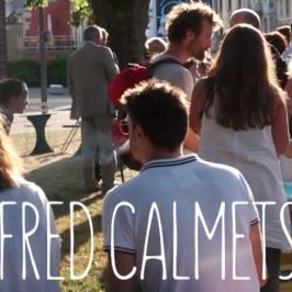 Fred CALMETS – vidéo de Jeannie BRIE- LeMUR#2