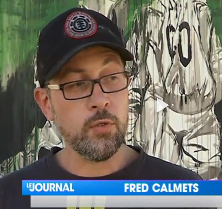 Coulure – Reportage de Vosges Télévision du 07-09-2016