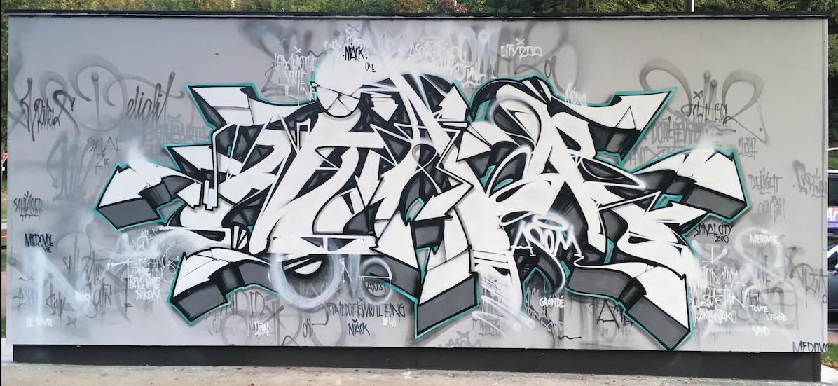 NIACK – Le MUR #7