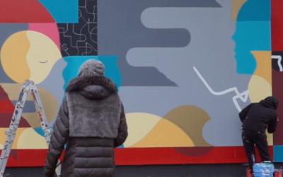 GoddoG – vidéo de Jeannie BRIE – Le MUR #8