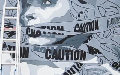 Judith de LEEUW- vidéo de LOKID – Le MUR #14